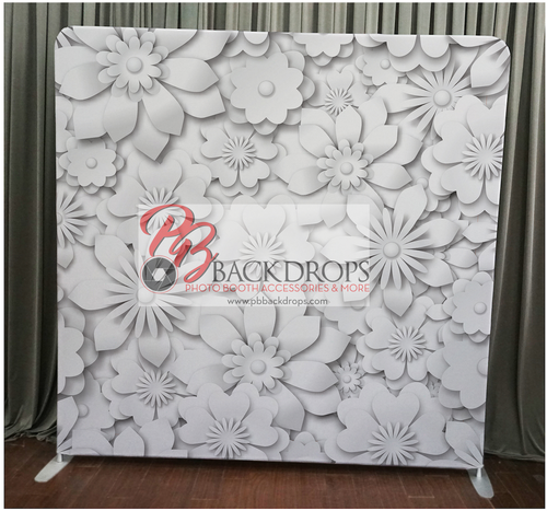 Various backdrops available for your event.